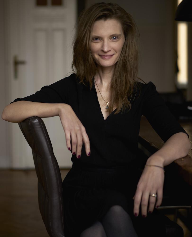 Agata Buzek height
